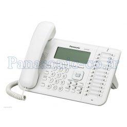 تلفن سانترال پاناسونیک مدل KX-DT546 سفید
