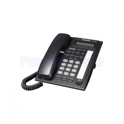 تلفن سانترال هایبرید پاناسونیک مدل KX-T7730-B مشکی