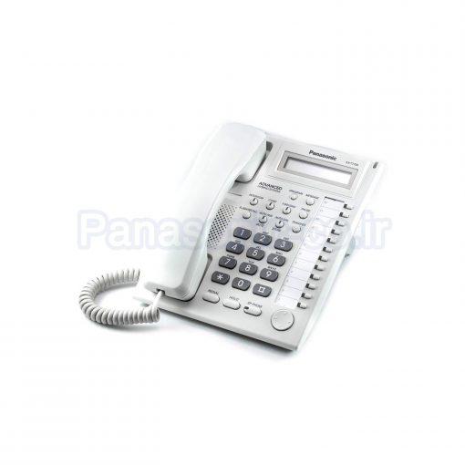 تلفن سانترال هایبرید پاناسونیک مدل KX-T7730 سفید