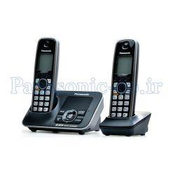 تلفن بیسیم پاناسونیک مدل KX-TG3722