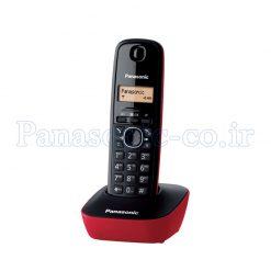 تلفن بیسیم پاناسونیک مدل KX-TG1611 یا 1611 رنگ مشکی