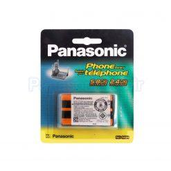 باتری نیم قلمی اورجینال پاناسونیک HHR-P104A/1B