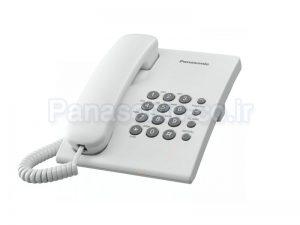 گوشی تلفن ثابت رومیزی پاناسونیک مدل KX-S500