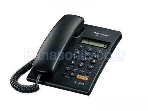 گوشی تلفن ثابت رومیزی پاناسونیک مدل KX-T7705