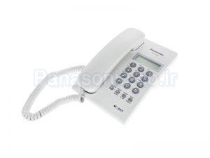 گوشی تلفن ثابت رومیزی پاناسونیک مدل KX-T7703