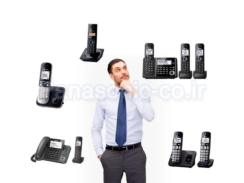 انتخاب بهترین تلفن بیسیم