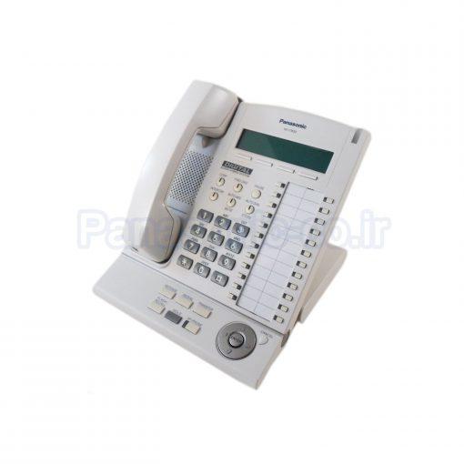قیمت خرید تلفن دیجیتال سانترال پاناسونیک KX-T7633 مشکی و سفید فروشگاه اینترنتی پاناسونیک ایرانیان